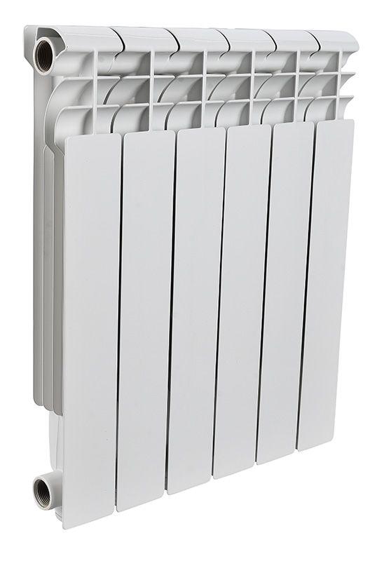 Радиатор биметаллический Rommer Profi 6 секций 500-80-150