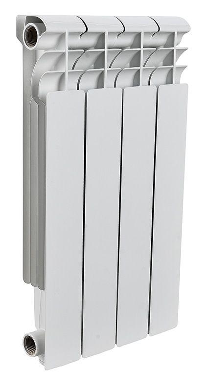 Радиатор алюминиевый Rommer Profi 4 секции 500-80-100