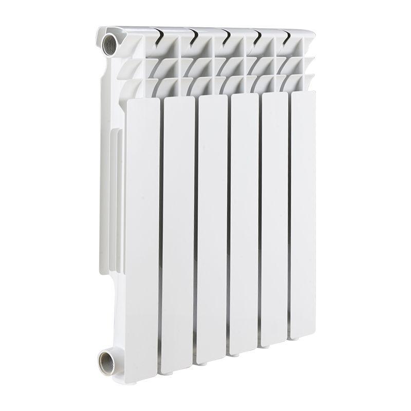 Радиатор алюминиевый Rommer Optima 10 секций 500-80-80